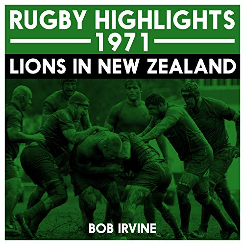 Rugby Highlights 1971 Lions In New Zealand -