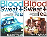 Tom Reynolds - Ambulance Driver books: 2 books (Blood, Sweat and Tea / More Blood, More Sweat and Another Cup of Tea rrp £15.98)