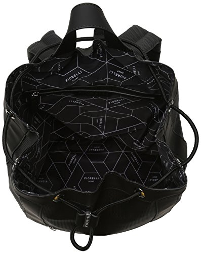 Fiorelli Sport - Game Changer, Borse a zainetto Donna Nero (Black)