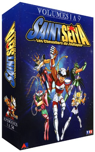 Saint Seiya Vol. 1 9