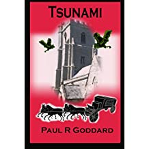 Tsunami (The Witch, the Dragon and the Angel Book 4)