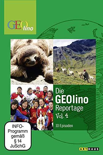 Die Geolino Reportage, Vol. 4, 10 Episoden