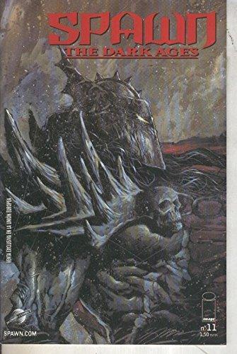 Spawn The Dark Ages numero 11