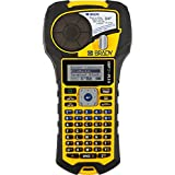 Brady BMP21-PLUS Handheld Label Printer with Rubber Bumpers, Multi-Line Print, 6 to 40 Point Font by Brady