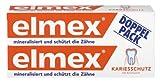 elmex KARIESSCHUTZ Zahnpasta Doppelpack, 2 x 75ml