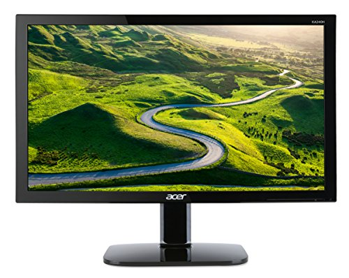 ACER KA240Hbid 61cm 24Zoll TFT LED Backlight 1920 x 1080 VGA DVI HDMI 5ms 250cd/m² 100M:1 (A)