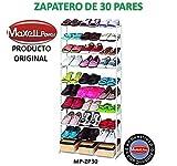 Zapatero de 30 Pares - Estantería Guarda zapatos