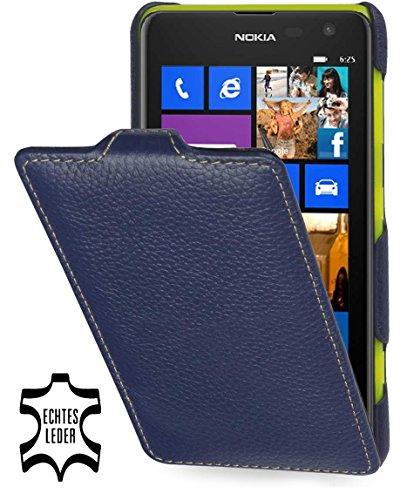 dertasche Ultraslim kompatibel mit Nokia Lumia 625, Navyblau ()