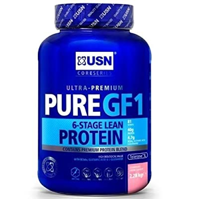 USN Pure Protein GF1 Growth and Repair Protein Shake from USN