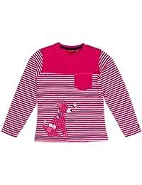 Salt & Pepper Longsleeve Amazing Stripe, T-Shirt Bambina
