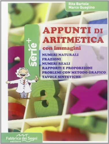 Appunti di aritmetica. Illustrati