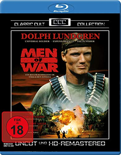 Men of War - Classic Cult Edition [Blu-ray]