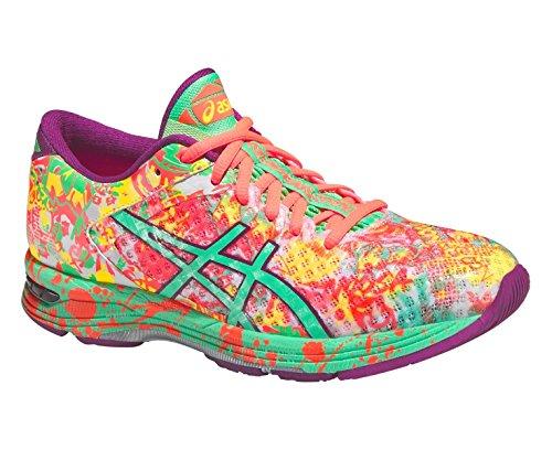 Asics Gel-Noosa Tri 11, Chaussures de Running Compétition Femme green