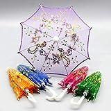 dfgjdryt Schöne Regen Mantel Puppe Kleidung für American Girl Puppen Enthält Regen Jacke,...