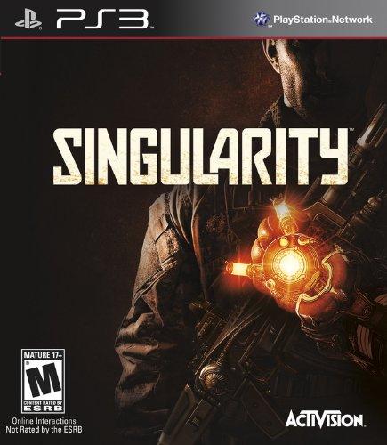 Singularity [Importación italiana]