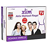 Xlim aktiv Mahlzeit Schoko-Vanille, 6 St. Riegel