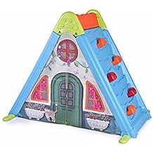 Feber - Play&Fold Activity House 3 en 1 (Famosa 800011400)