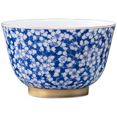 Blaue und weiße Porzellan handgemalte kleine Tassen ultradünne Single Master Cup Haushaltswaren Tassen Keramik Kung Fu Tee-Set (Kleine Weiße Tee-cup-set)