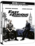 Locandina Fast and furious : hobbs and shaw 4k ultra hd