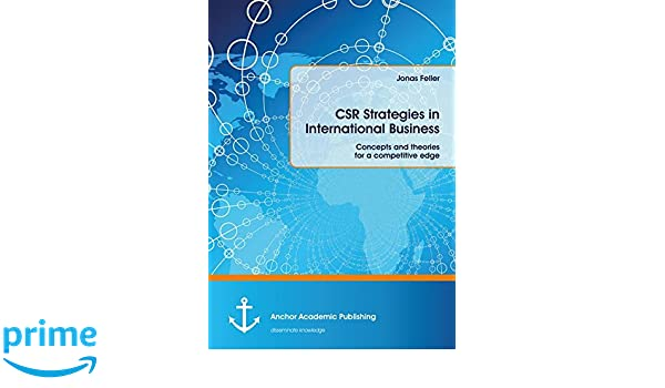 csr concepts and theories