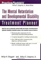 The Mental Retardation and Developmental Disability Treatment Planner by Arthur E. Jongsma Jr. (2000-07-20)