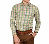 Oxford Club Men's Casual Shirt (OCFS475A...