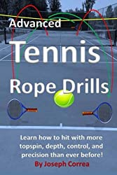 Advanced Tennis Rope Drills: Learn how to improve your spin, control, depth, and power on the court!
