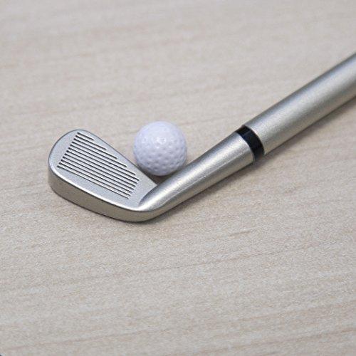 Longridge Golftasse und Mini-Putter, Weiß - 3