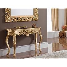 dugarhome recibidores barrocos consola barroque k oro ibergada