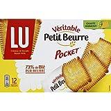 Lu Véritable Petit Beurre, 'dans La Poche', Au Beurre Frais - ( Prix Par Unité ) - Envoi Rapide Et Soignée