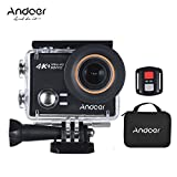 """Andoer AN100 4K WiFi Action Sports Camera 30MP 1080P/120fps 2.0"""" IPS Screen 170°"""