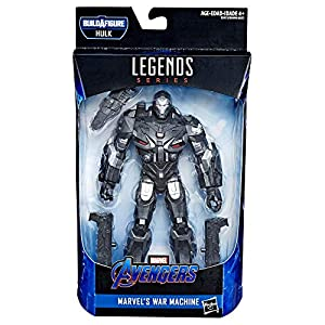 Avengers- Marvel Legends-Edition Collector-Figura de 15 cm War Machine, E3972CB0,