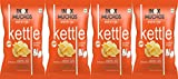 #7: Inox Muchos Kettle Cooked Chips with Cheddar, Parmesan Cheese Basil Oregano, 60g ( Pack of 4 )