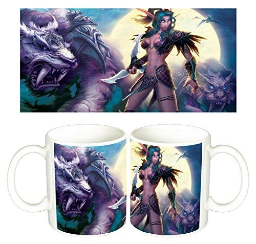 World Of Warcraft WoW B Tasse Mug