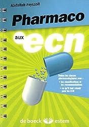 Pharmaco aux ECN