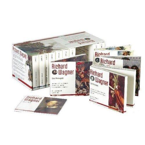 Die Kompletten Opern (Komplette Box-sets)