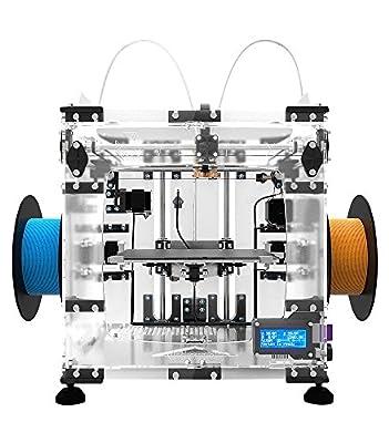 Velleman Vertex K8400 3D-Drucker Bausatz Single-Extruder (erweiterbar)
