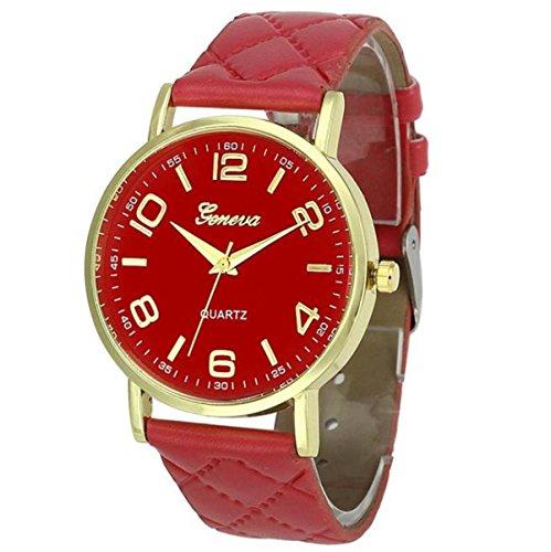 Relojes Deportivos Polar Sunday Reloje Muy Bonito Relojes Mujerde Reloj  Dorado Relojes Originales Hombre Reloj De c286a86701e3