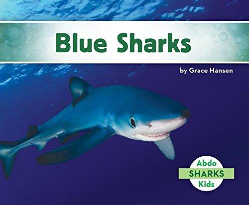 Blue Sharks por Grace Hansen