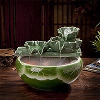 pengweiCreativos adornos fuente de agua de la resina de regalos y artesanías , 3