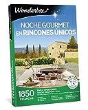 WONDERBOX Caja Regalo - Noche Gourmet EN RINCONES ÚNICOS - 1.850 estancias en España y Europa
