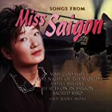 Songtexte von The West End Orchestra & Singers - Songs from Miss Saigon