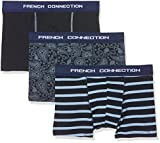 French Connection Men's 3 Pack Boxer Briefs