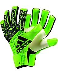 Guantes de portero Adidas para hombre Ace Trans Pro, hombre, color Green/Versol/Negbas, tamaño 8