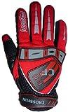 Kinder Motocross Handschuhe rot Größe 8