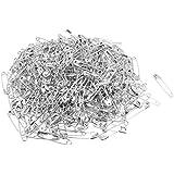 Sourcingmap Lot de 500 épingles à nourrice en métal