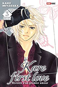 Kare first love Edition double Tome 3
