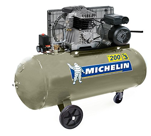 Michelin GB200 Kompressor Keilriemen 3 CV/230 V 200 L (1 3 Ps Elektromotor)