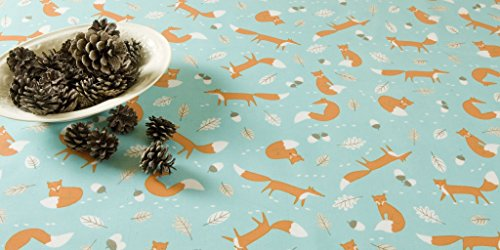 duck-egg-mr-fox-oilcloth-wipe-clean-tablecloth-tablecloth-130cmcm-x-230cm-51-x-91-long