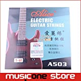 #8: 10pcs Alice A503SL-1St .009 inch .23 mm 1st High E First String for Electric Guitar NEW encordoamento